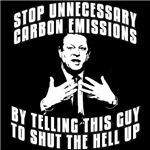 Tell Gore Shut Hell Up