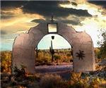 Christian Western Arch
