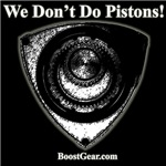 We Don't Do Pistons - Rotary