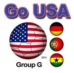 Go USA Soccer