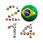 Brazil 2-1546