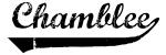 Chamblee (vintage)