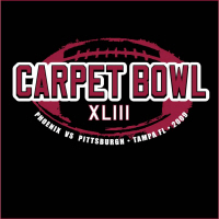 Carpet Bowl XLIII