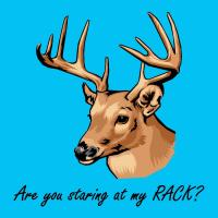 STARING AT MY RACK