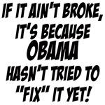 Obama will fix it