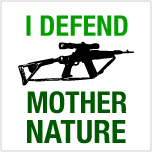 I Defend Mother Nature