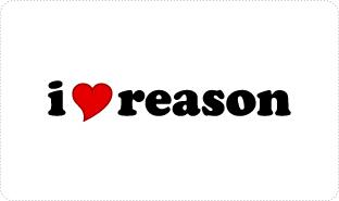 I Love Reason T-shirts