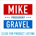 Classic Gravel for President T-shirts