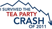 Tea Party Crash T-shirts