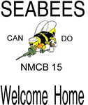 Seabee Welcome Home NMCB 15