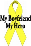My boyfriend My Hero