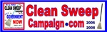 Clean Sweep Campaign