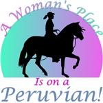 Woman's Place On Peruvian