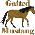 Solid Gaited Mustang