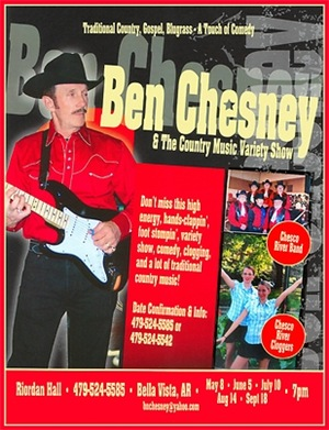 Ben Chesney & The Country Music Variety Show