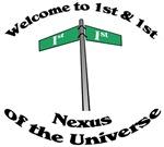 1st & 1st:Nexus of the Universe