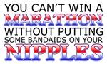 You can't win a Marathon w/o Bandaids