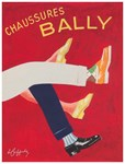 Bally Shoes by Cappiello