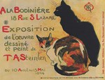 Cats, Vintage Poster