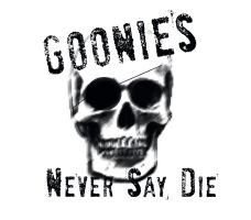 Goonies- Never Say Die