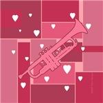 Trumpet Hearts