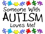 Someone With Autism Loves Me!