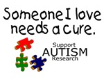 Someone I Love Needs A Cure