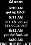 Funny Morning Alarm