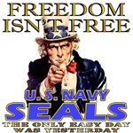 U.S. Navy Seals Freedom Isn't Free