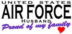 Proud United States Air Force Husband