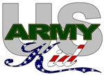 US Army Kid Stars & Stripes T-shirts & Gifts