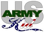 US Army Kid Stars & Stripes T-shirts & Gifts