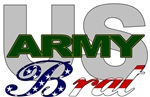 US Army Brat Stars & Stripes T-shirts & Gifts