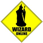 Wizard Online MMORPG T-shirts, Clothing & Gifts