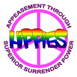 Anti Liberal Hippie Appeasers T-shirts & Gifts