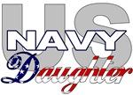 US Navy Daughter Stars & Stripes