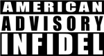 American Infidel Advisory T-shirts, Clothing, Gift
