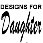 Coast Guard Family Designs For Daughter