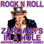 Rock N Roll Zarqawi's Dead T-shirts & Gifts