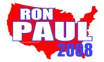 Ron Paul For President 2008 USA T-shirts & Gifts
