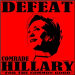 Defeat Comrade Hillary Clinton T-shirts & Gifts