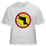 No Left Turns T-Shirts & Apparel