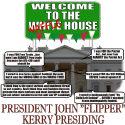 President John Kerry Waffle House T-shirts & Gifts