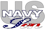 US Navy Son Stars & Stripes