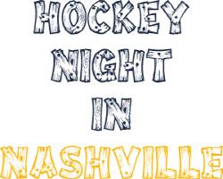 Hockey Night in Nashville