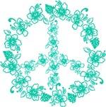 Hula Peace turquoise