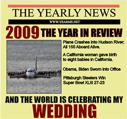 getting married in 2009
