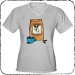 Coffee Jack Russell T-Shirts and Gifts