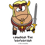 cownan the barbarian
