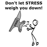 Don't Let STRESS Weigh You Down!